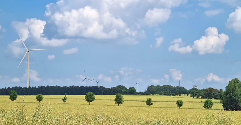 Windrad Wiederau